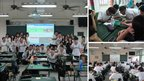 Wunshan Senior High School in Taiwan