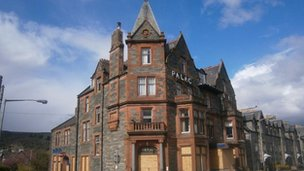 The Palace Hotel, Aberfeldy