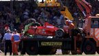 Michael Schumacher F1 car
