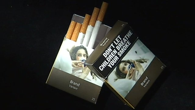 Most famous cigarettes Marlboro in Ireland