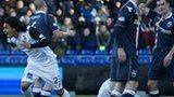 Philip Roberts knocked in a late, late goal for Inverness