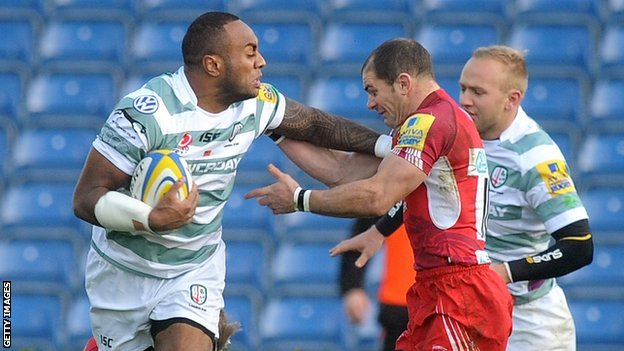 London Welsh v London Irish