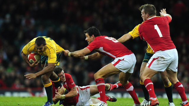 Wales 12-14 Australia