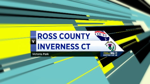 Highlights - Ross County 3-3 Inverness CT