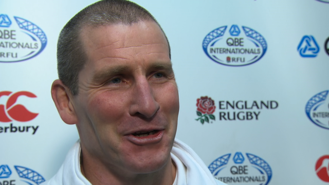 Stuart Lancaster