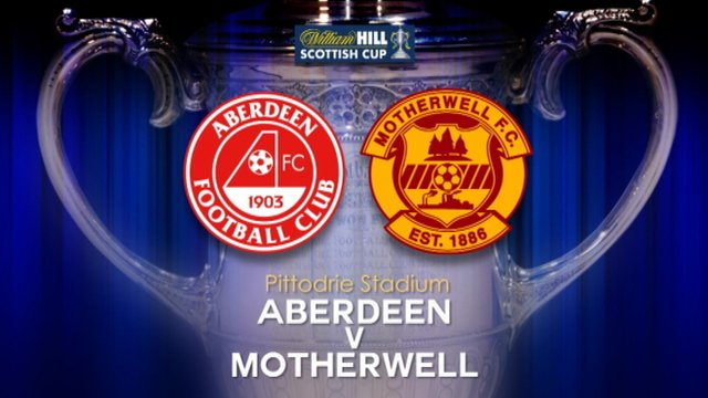Highlights - Aberdeen 1-1 Motherwell