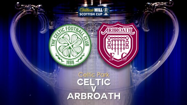 Highlights - Celtic 1-1 Arbroath