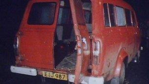 Kingsmills minibus