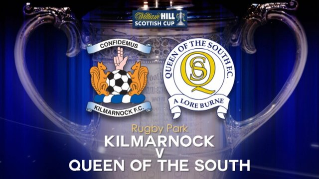 Highlights - Kilmarnock 2-1 Queen of the South