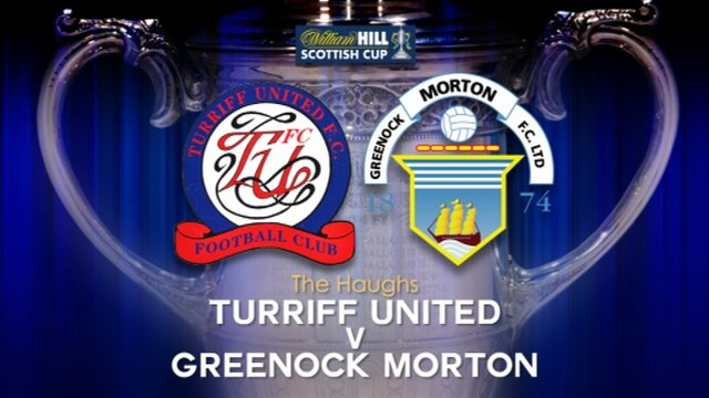 Highlights - Turriff Utd 1-1 Greenock Morton