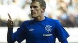 Dean Shiels fired Rangers in front late in the first half