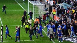 AFC fans