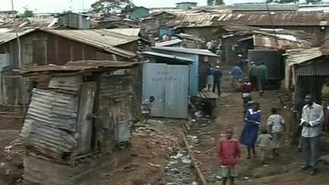 People living in poor housing