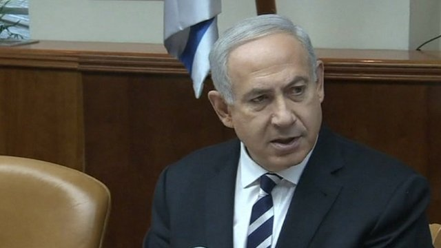 Israeli PM Benjamin Netanyahu