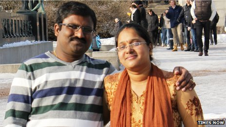 Norway court jails Indian parents in \'child abuse\' case
