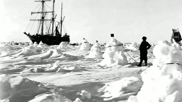 Sir Ernest Shackleton&#039;s expedition