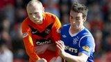 Dundee United host Rangers
