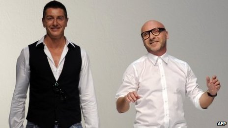 Dolce and Gabbana sentenced to jail...