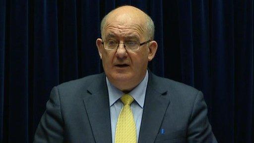 Speaker William Hay