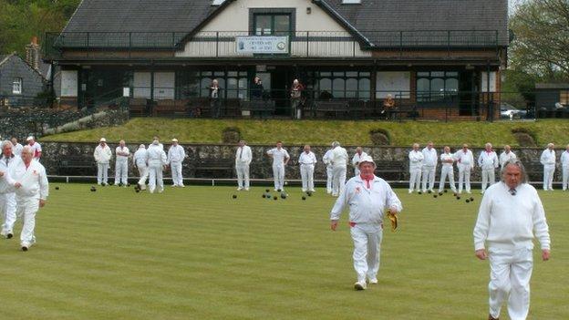 Llandrindod Wells Bowling Club