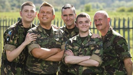 The third series of Gary, Tank Commander will be the last