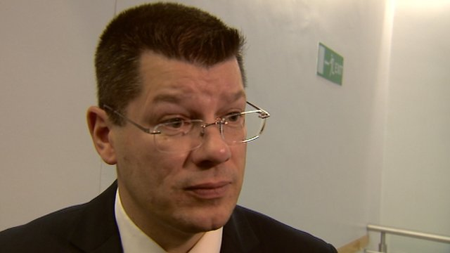 SPL chief Neil Doncaster