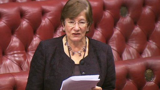 Labour peer Baroness Deech