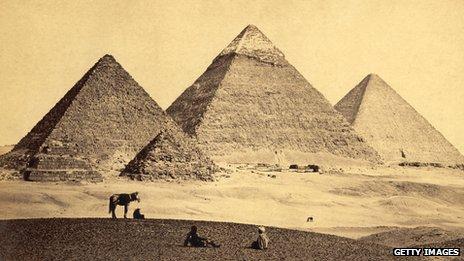Egypt circa 1860