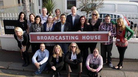 Radio Jersey team
