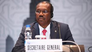 Dr Hamadoun Toure
