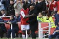Emmanuel Adebayor, Thierry Henry