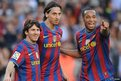 Lionel Messi, Zlaten Ibrahimovic, Thierry Henry