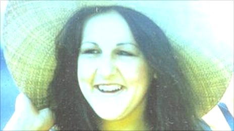 Murder victim Sally McGrath