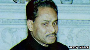Bangladeshi leader Hussain Muhammad Ershad