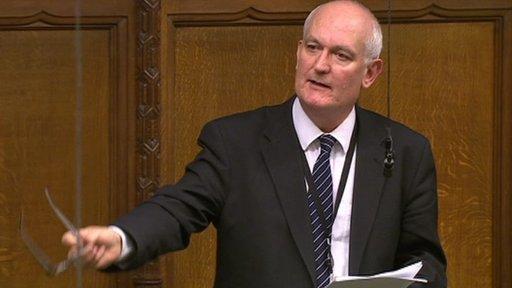 Labour MP Chris Ruane