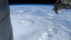 Nasa image taken by Expedition 34 Commander Kevin Ford