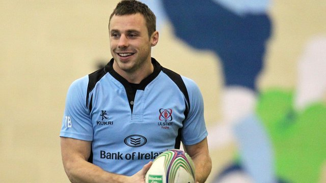Tommy Bowe