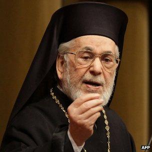 Ignatius IV (Hazim) in 2010