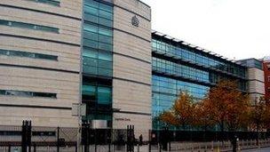 Laganside courts, Belfast