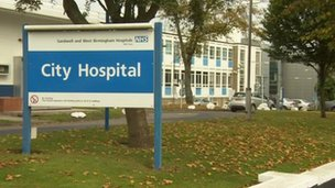 Birmingham's City Hospital