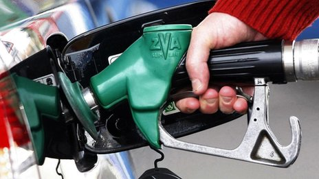 Petrol pump image generic