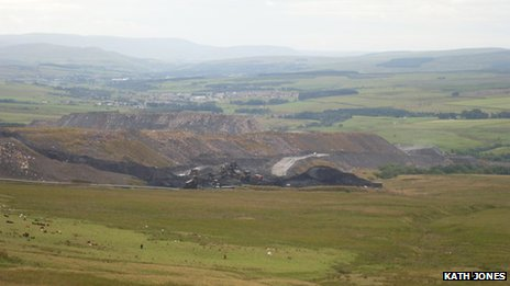 ATH Resources' Glenmuckloch facility (picture courtesy of Kath Jones)