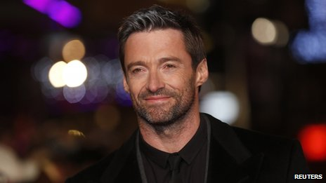 Australian actor Hugh Jackman plays hero Jean Valjean