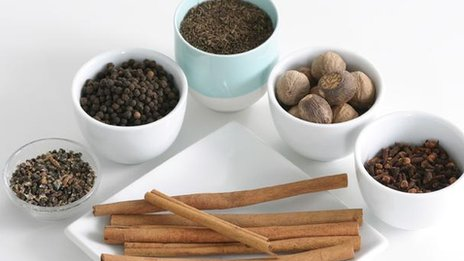 Spices: BBC Food