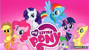 Screengrab, My Little Pony