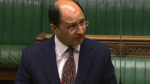 Conservative MP Shailesh Vara