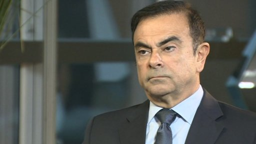 Carlos Ghosn CEO Renault-Nissan