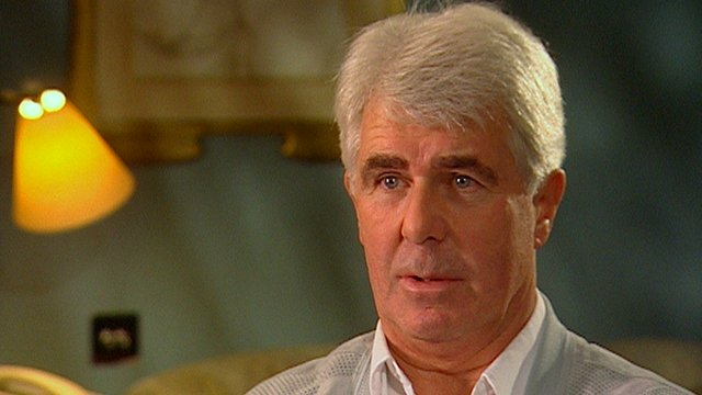 Max Clifford in 2004