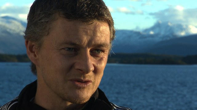 Ole Gunnar Solskjaer