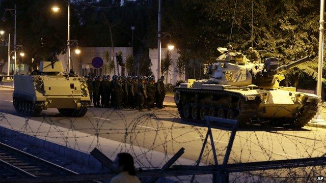 Tanks in Egypt